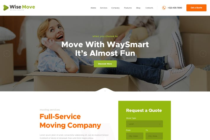 Thumbnail for Wise Move | Relocation and Storage Services