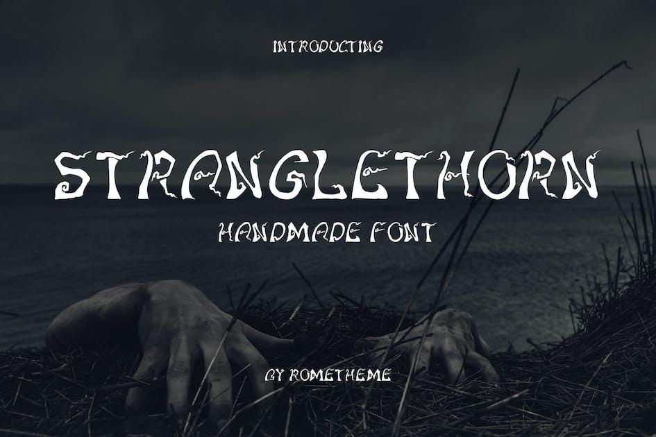 Download Stranglethorn by Rometheme