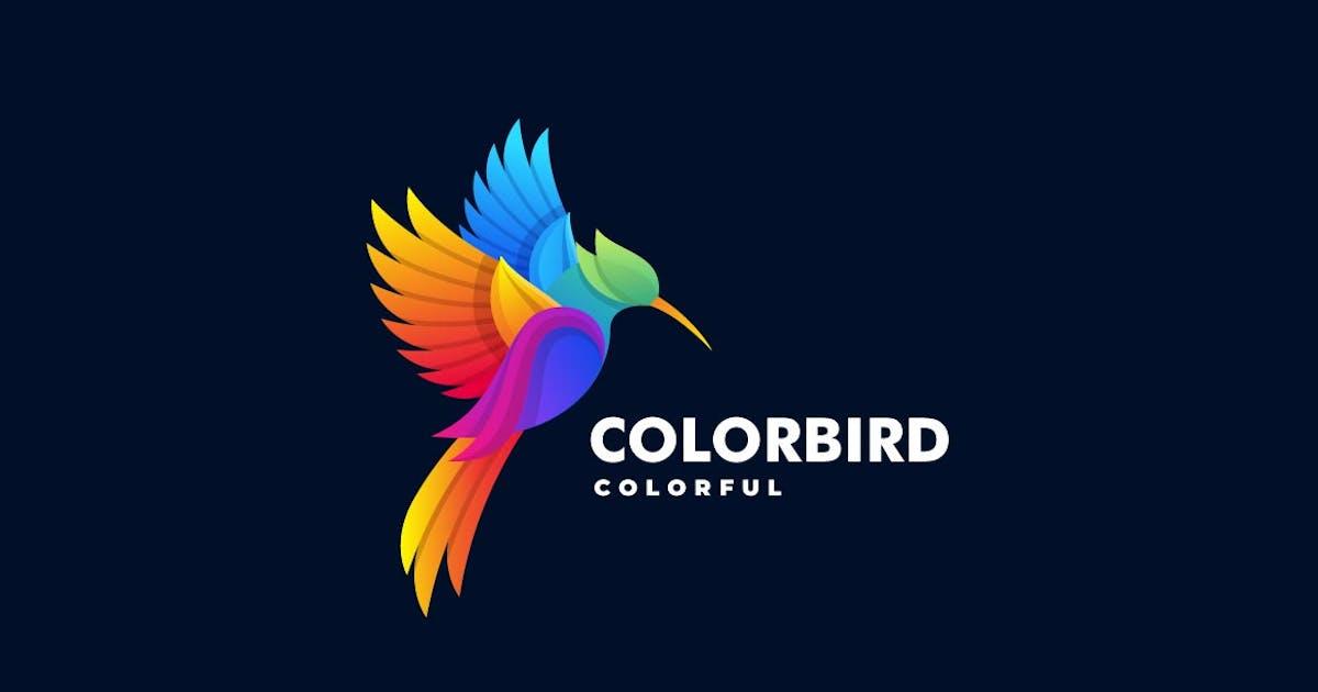 Download Fly Bird Colorful Logo by ivan_artnivora