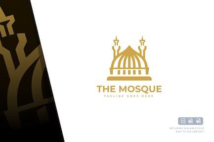 Mosque - Logo Design Template