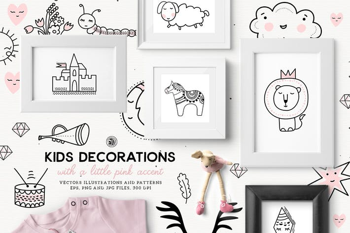 Thumbnail for Kids Decorations