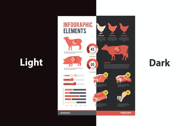 Infographic Examples for Designer V.41 - product preview 3