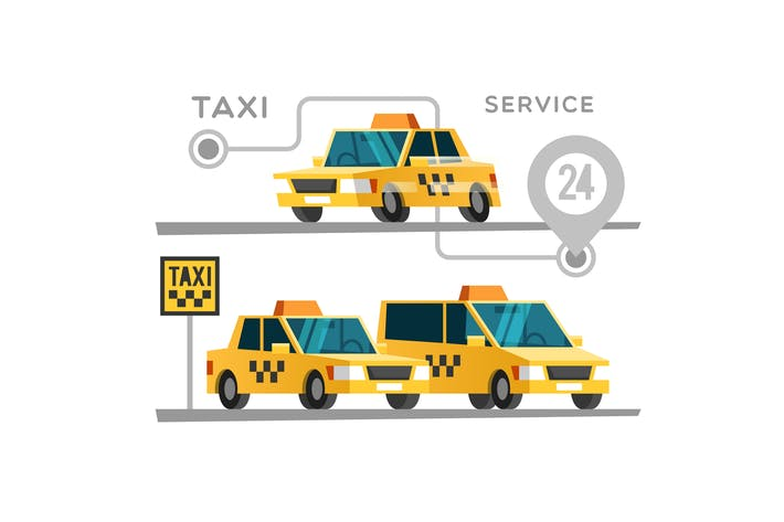 Thumbnail for Taxi Service Concept