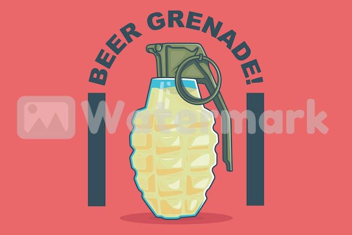 Thumbnail for Beer Grenade