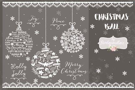 Christmas Ball cliparts