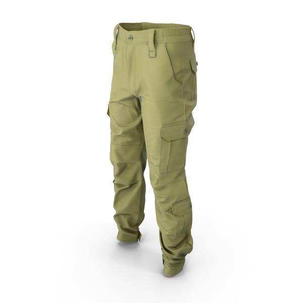 Hunting Pants Green