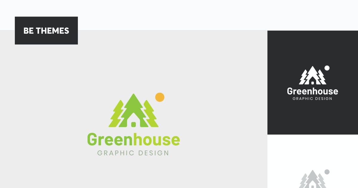 Download Green House Logo by Be_Themes