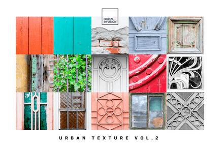 Urban Textures Vol. 2