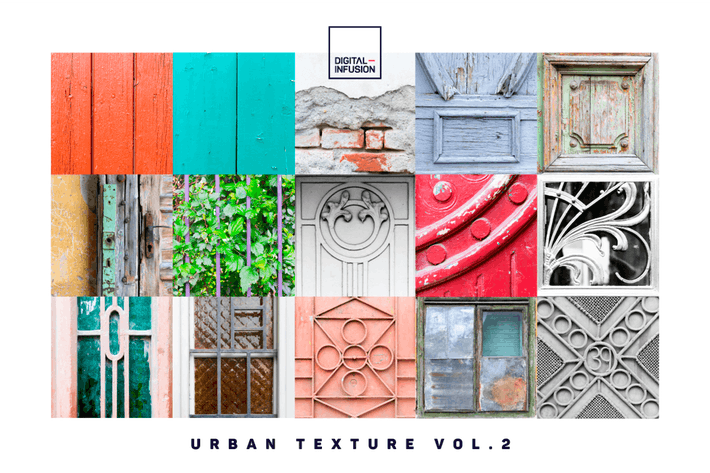 Thumbnail for Texturas urbanas Vol. 2