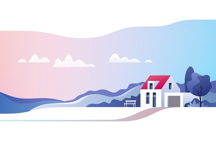 Thumbnail for Rural Landscape