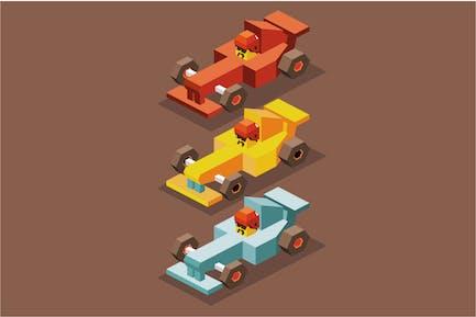 Équipe de course de Formule