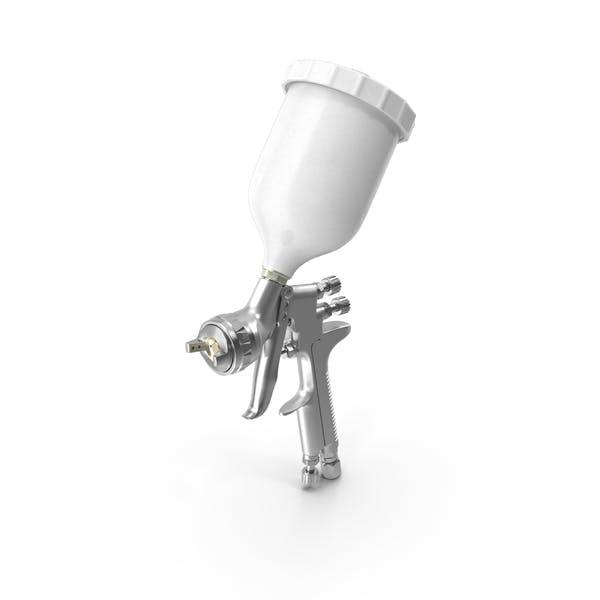 Gravity Feed Paint Gun