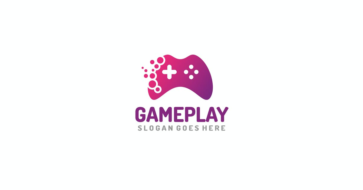 Download Game Play Logo by 3ab2ou