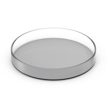 Petrischale aus Glas