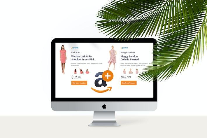 Thumbnail for gZone - Inserta productos de Amazon en publicaciones o páginas