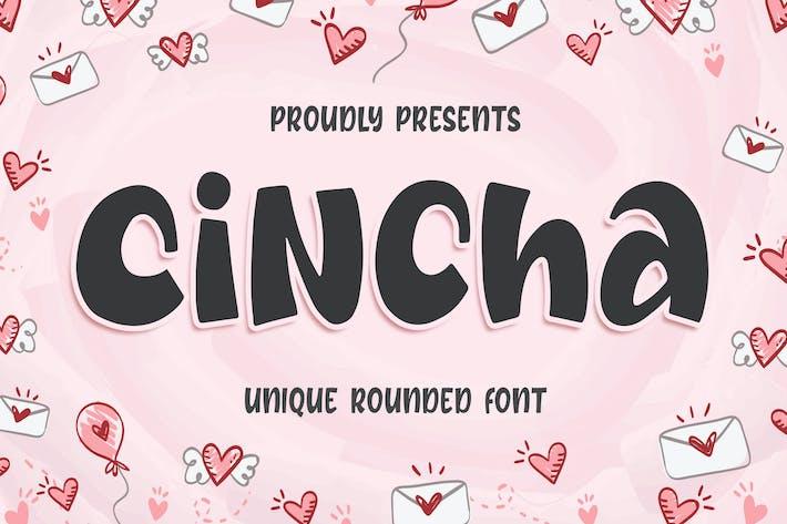 Thumbnail for Cincha - Police arrondie unique