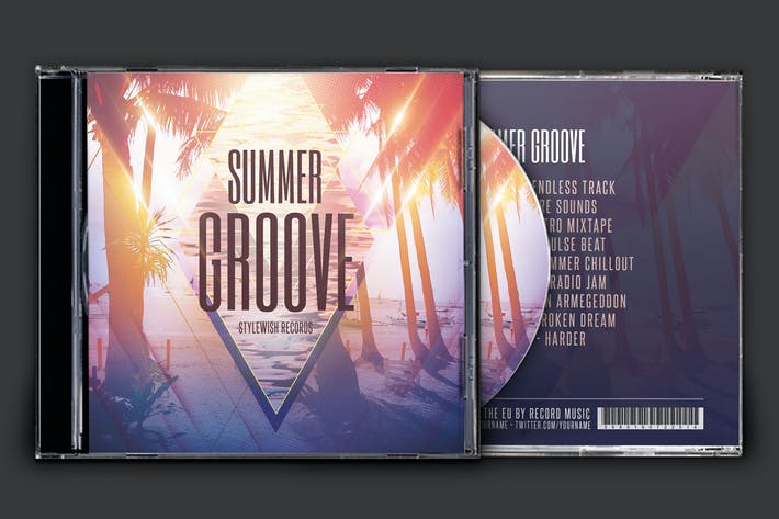 Thumbnail for Summer Groove CD Cover Artwork