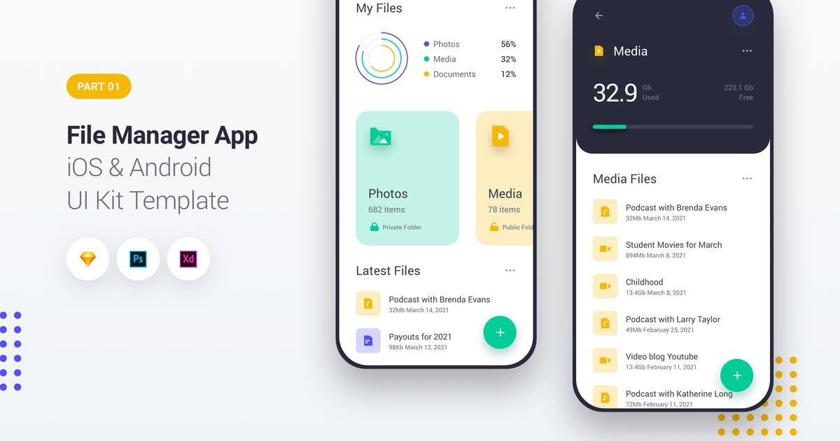 Download 1,690 UX and UI Kits Compatible with Sketch - Envato Elements