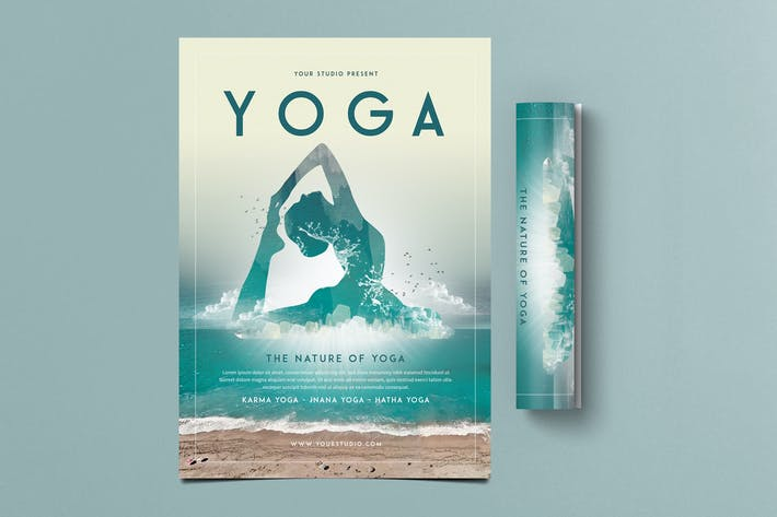 Thumbnail for Yoga Flyer 2