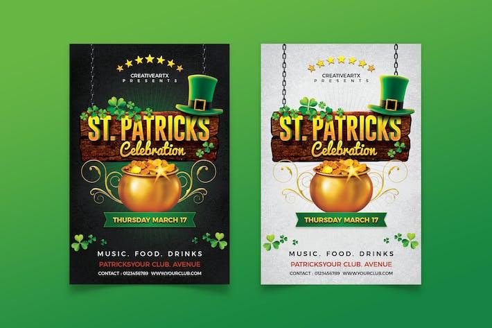 Thumbnail for St Patrick's Celebration Flyer