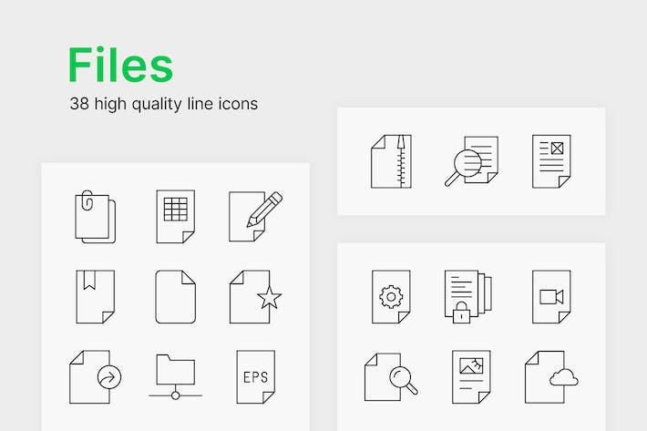 Thumbnail for File Icons