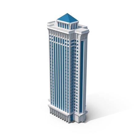 Высокий Спиннер здания