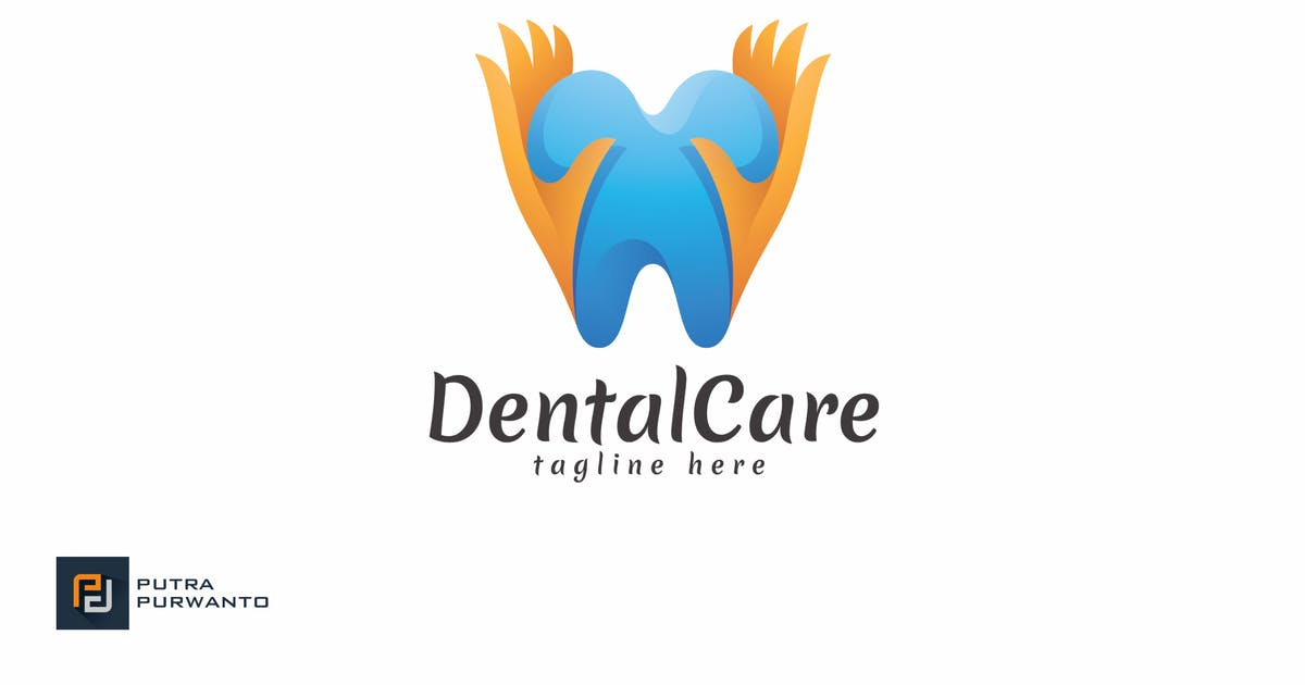 Download Dental Care - Logo Template by putra_purwanto