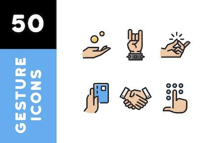 Hand Gestures 01