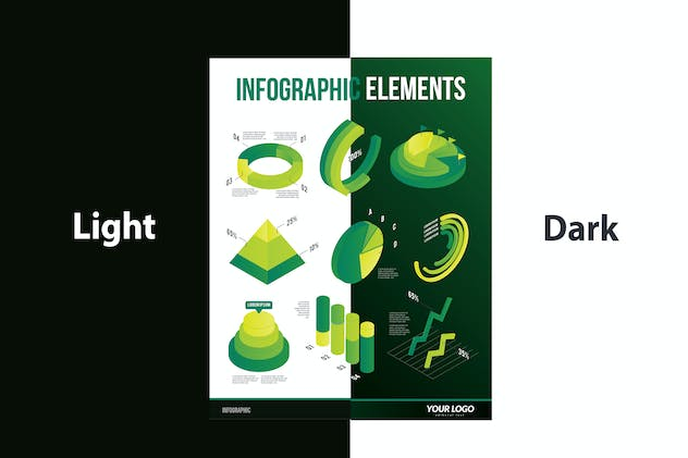 Infographic Examples for Designer V.62 - product preview 3