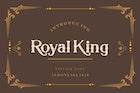 Royal King Vintage Serif Modern Font