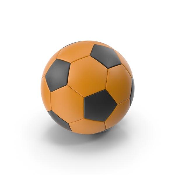 Thumbnail for Orange Soccer Ball