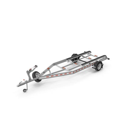 Boat Trailer Single Axle