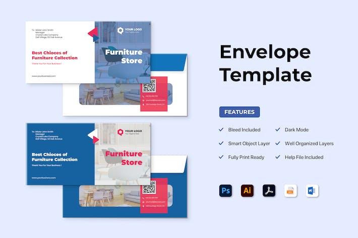 Thumbnail for Enveloppe Business