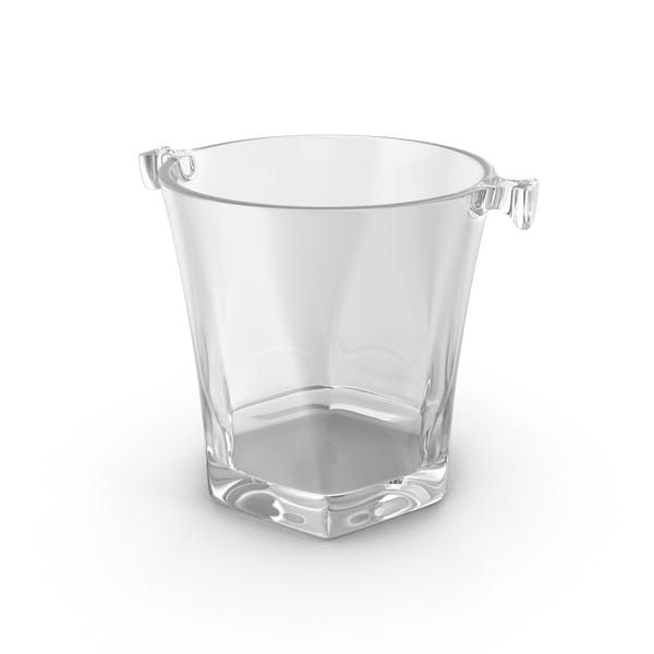 Thumbnail for Glass Champagne Bucket