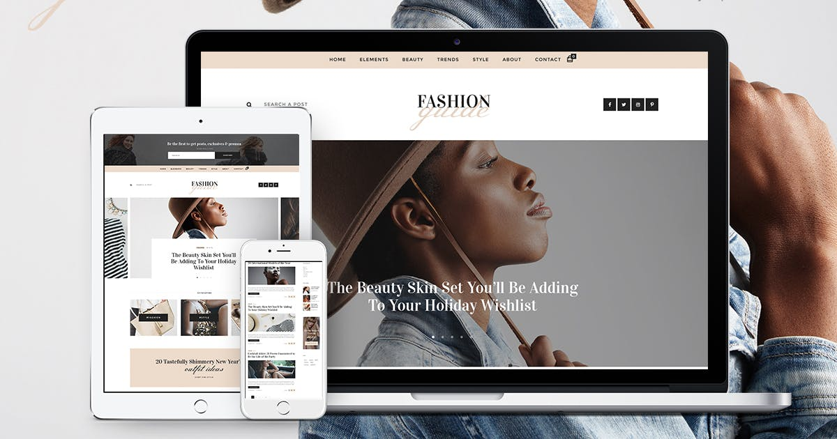 Download Fashion Guide | Online Magazine & Lifestyle Blog by AncoraThemes