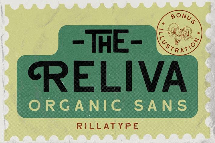 Reviva - Sans orgánicos