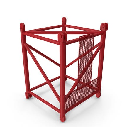 Crane Intermediate Section 3m Red