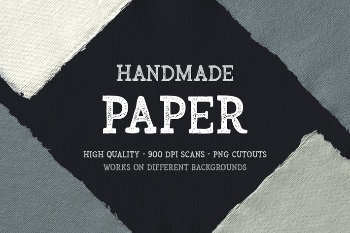 Thumbnail for Handmade Paper Cutouts