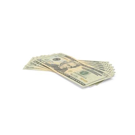 US 20 Dollar Bill
