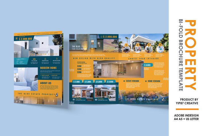 Thumbnail for Property Bifold Brochure