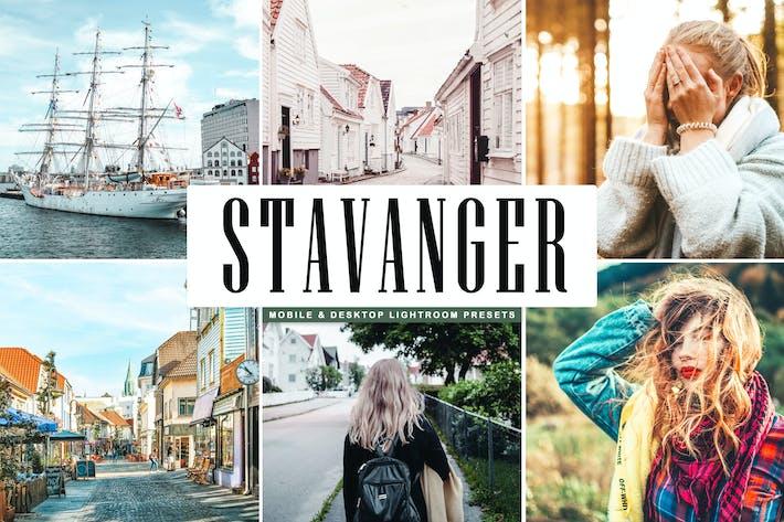 Thumbnail for Stavanger Mobile & Desktop Lightroom Presets