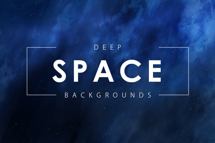Cover Image For Deep Space Backgrounds