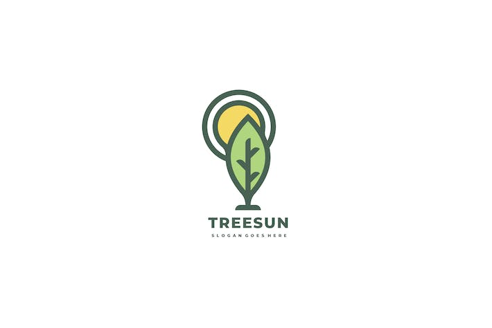 Thumbnail for Tree Sun Logo