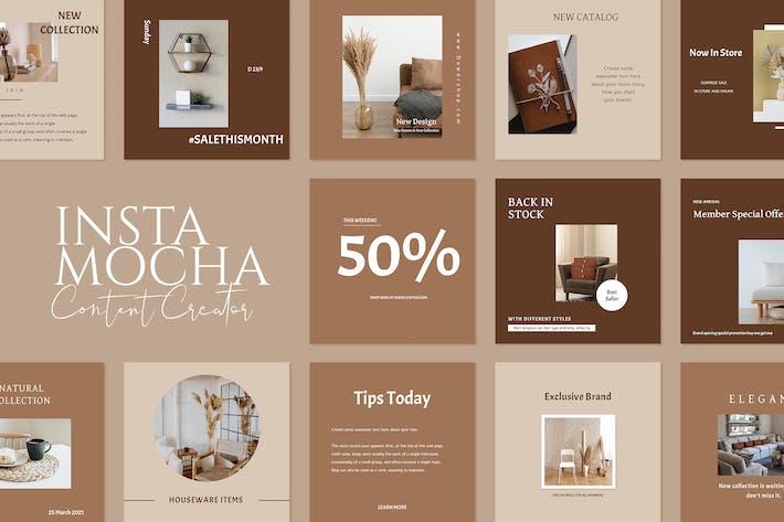 Thumbnail for Mocha Insta Creator