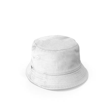 Herren Hut Weiß