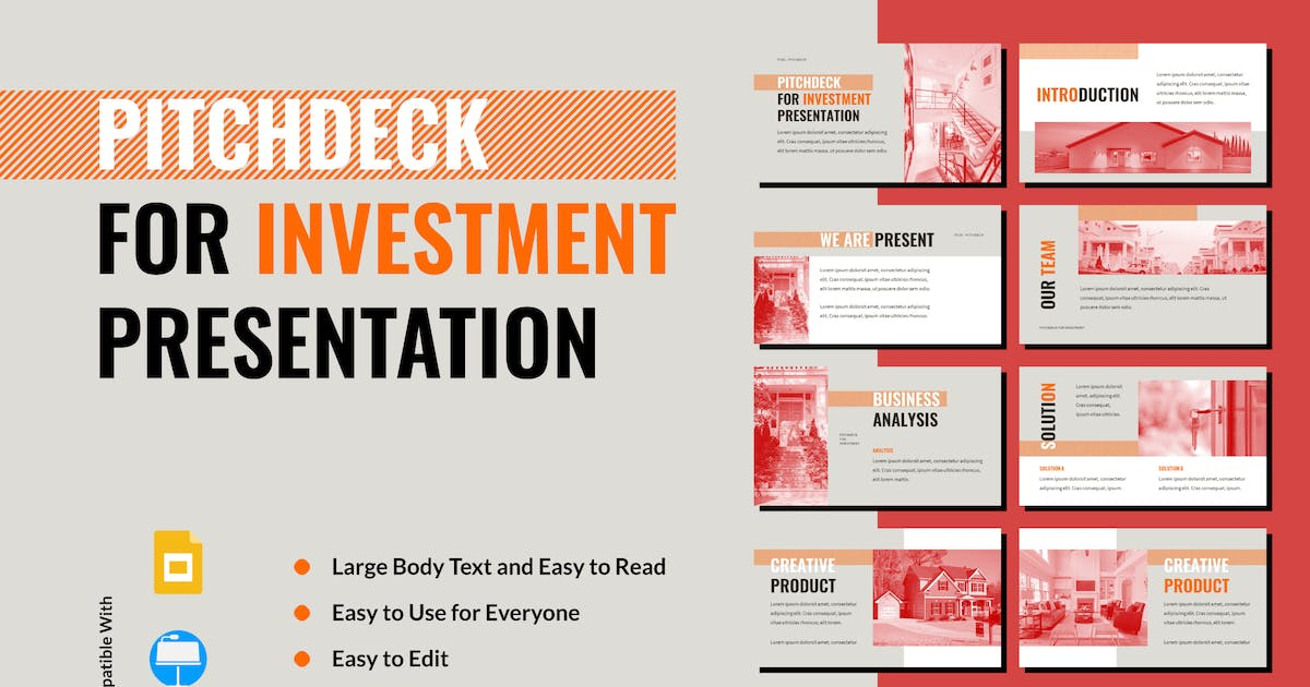 Download PCDC - Pitchdeck for Investment Presentation by inipagi