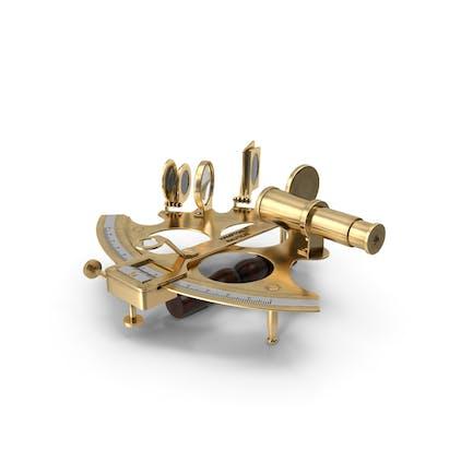 Sextant Navigation Instrument