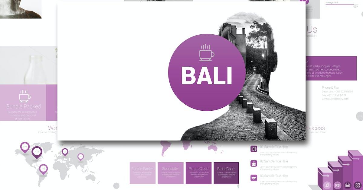 BALI Corporate Keynote by Unknow