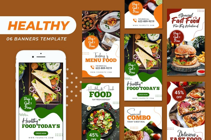 Thumbnail for Healthy Food Insta Puzzle
