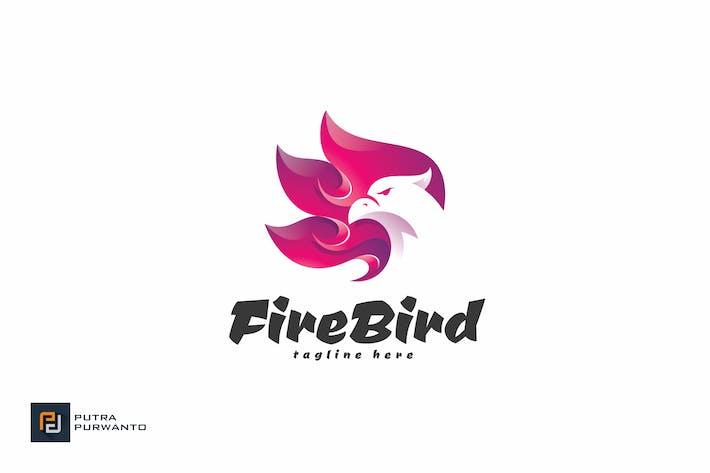 Thumbnail for Fire Bird - Logo Template